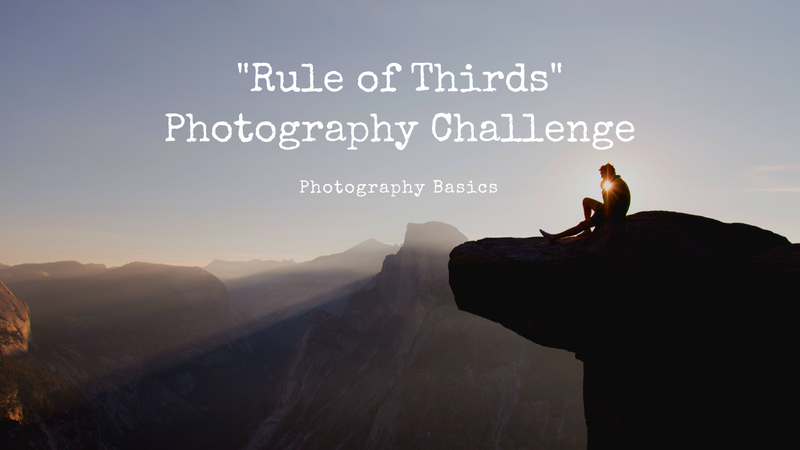 "featured image thumbnail for post ""Rule Of Thirds"" - Photography Challenge"