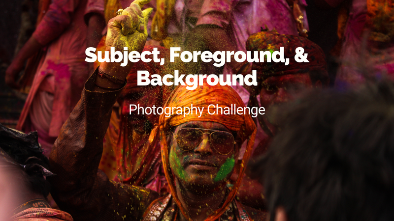 "featured image thumbnail for post ""Foreground, subject, and background"" - Photography Challenge"