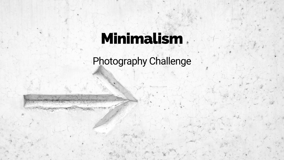 featured image thumbnail for post Minimal Photography Challenge